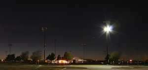 Light Up Your Commercial Property! Four Areas To Illuminate