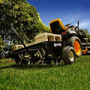 Why Hire A Pro to Aerate, Overseed And Topdress Your Lawn?