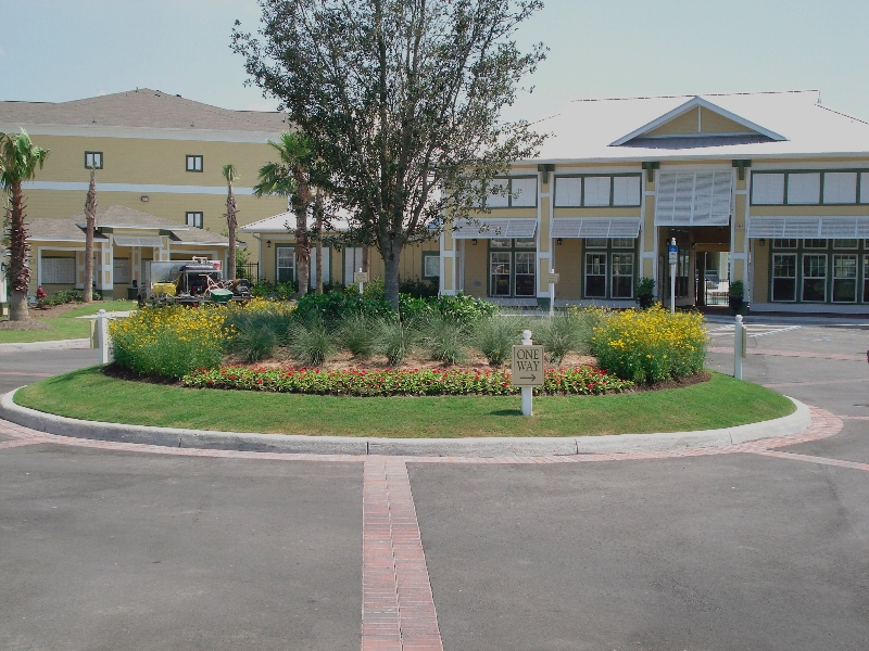 Review our commercial landscaping locations at GreenEarth?