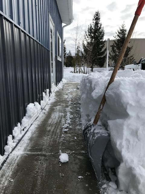 Snow is unpredictable, but our snow removal service is not