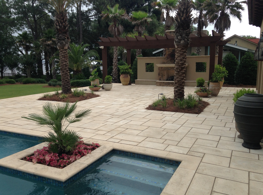 Check out our remarkable landscape design installation work