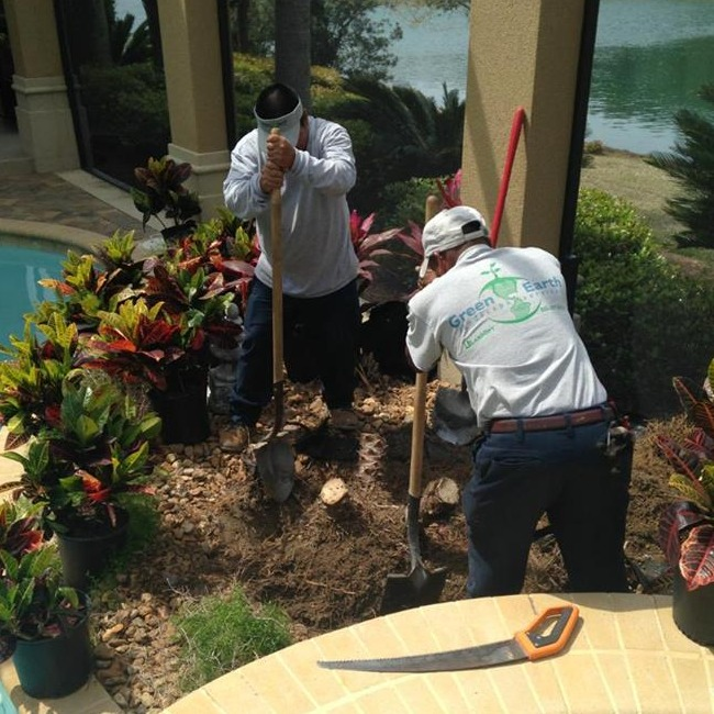 Check out the benefits of working for Florida's premium commercial landscaping company