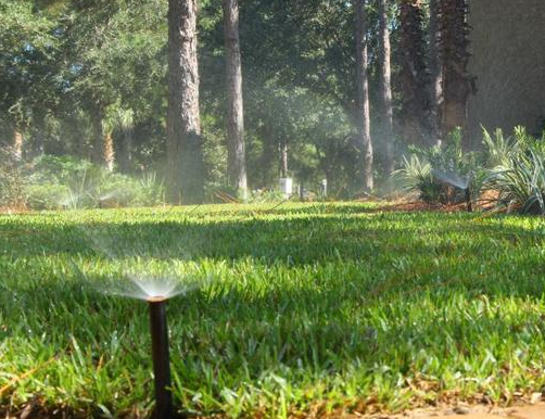 Check out our NWFL landscaping irrigation water management services