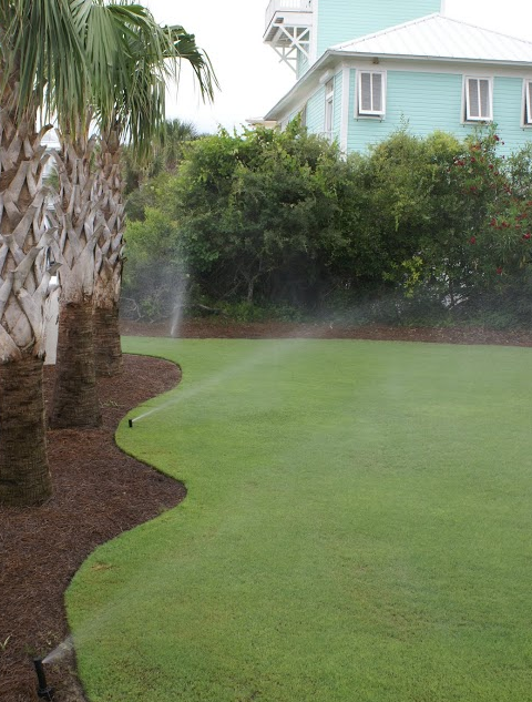 Need landscaping irrigation water management? Give us a call at GreenEarth!